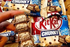 Cookie Dough Kit Kats Are Your New Snacking Obsession