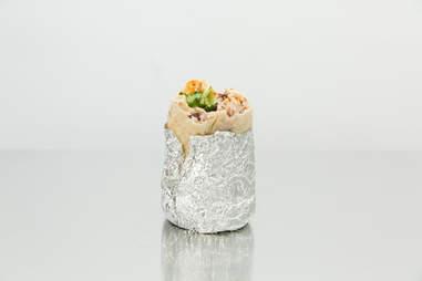 chipotle burrito