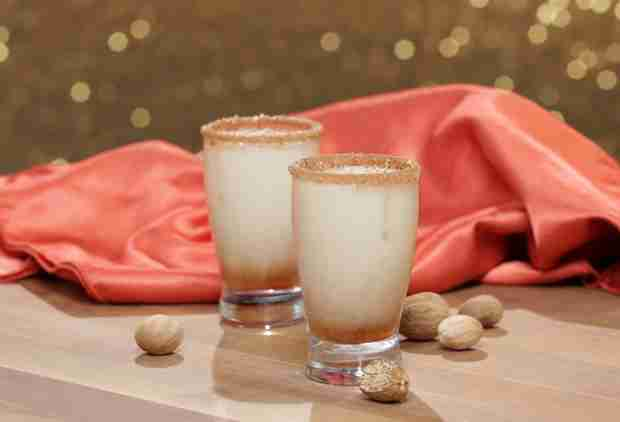 Almond Tequila Horchata Is the Boozy Milkshake of Your Dreams