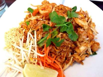 Ayara Thai Cuisine Los Angeles