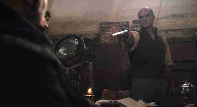 Taboo Michael Kelly Spy