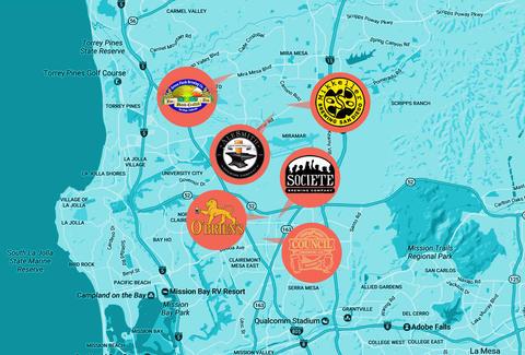Best Beer Tours for San Diego Breweries  Thrillist
