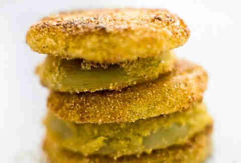 hattie's fried green tomatoes