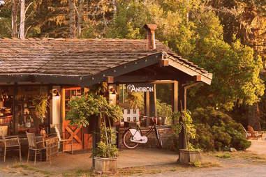 The Andiron | Seaside Inn & Cabins