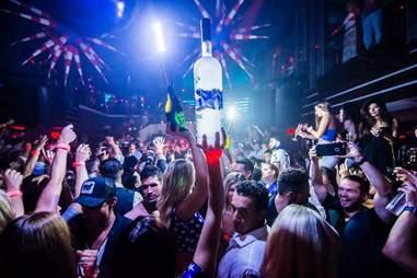 Bottle service LIV Miami