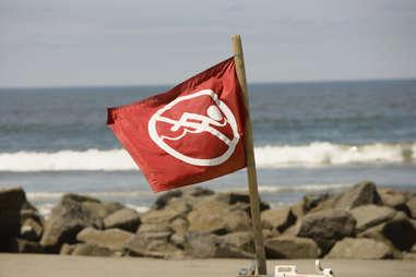 San Diego Beach Flags