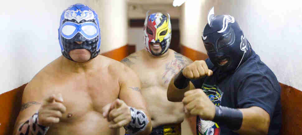 Tijuana's Lucha Libre Is Like Watching a Live-Action Comic Book