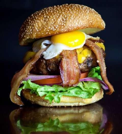 ROK BRGR burger bar + gastropub Ft Lauderdale