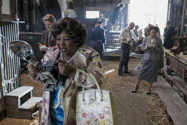 cleo king, a series of unfortunate events