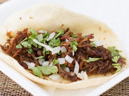 IB Street Tacos San Diego