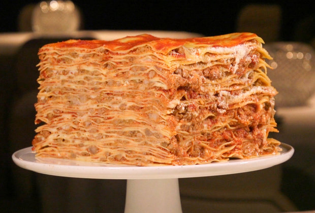 Why Del Posto's 100-Layer Lasagne Is Still an Essential NYC Dish