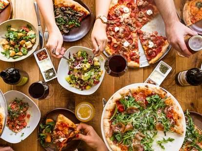 Jersey pizza Italian restaurant San Francisco SOMA