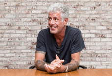 Here's Why Anthony Bourdain Thinks Young Chefs Are Entitled Brats