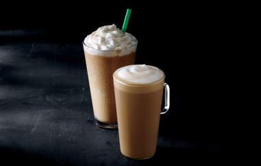 smoked butterscotch latte