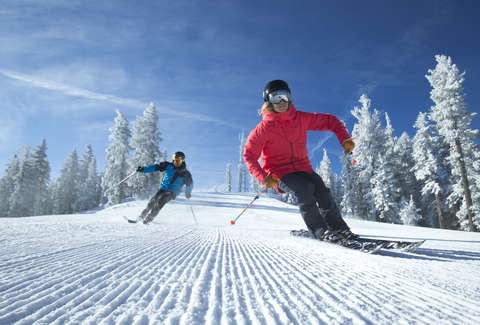 best ski mountains driving distance from LA