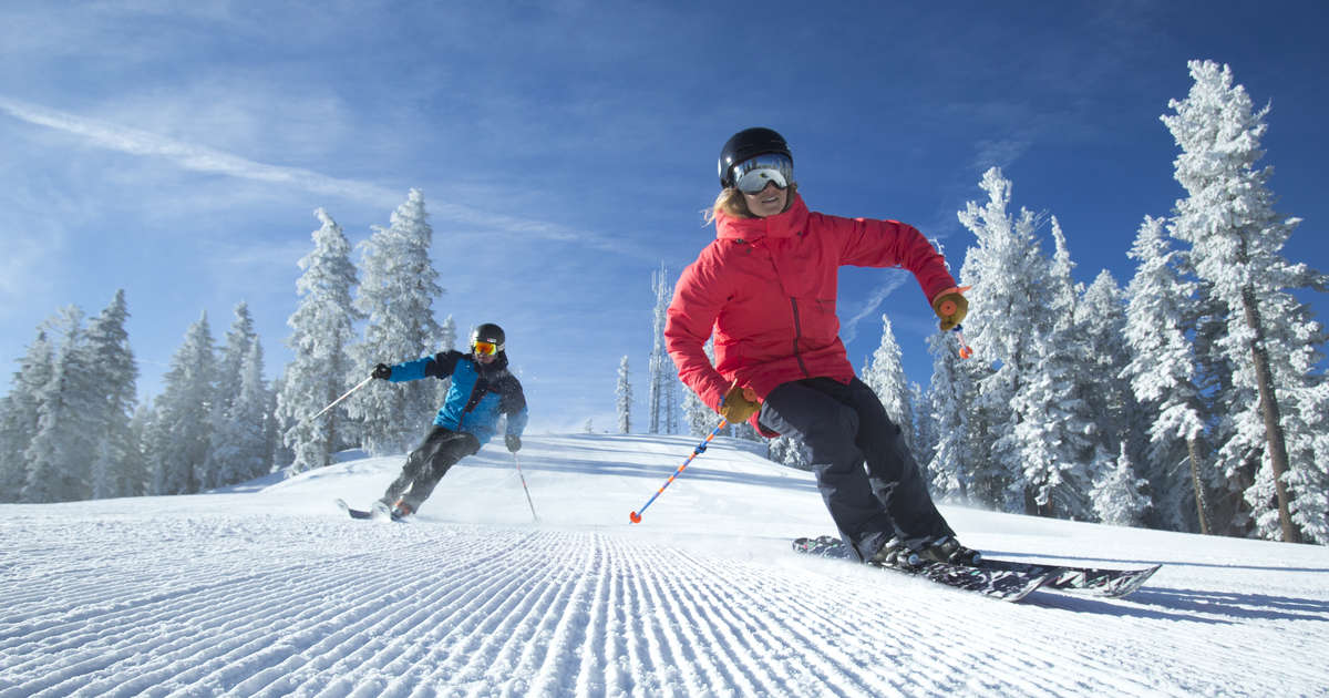 Best skiing near los angeles ski resorts trips for Snow cabins near los angeles