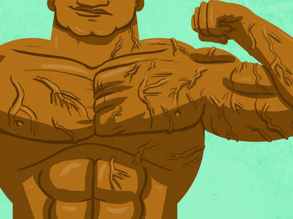 muscles you can make bigger in a hurry