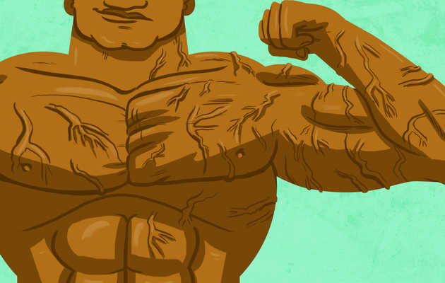 The Muscles You Can Actually Make Bigger in a Hurry