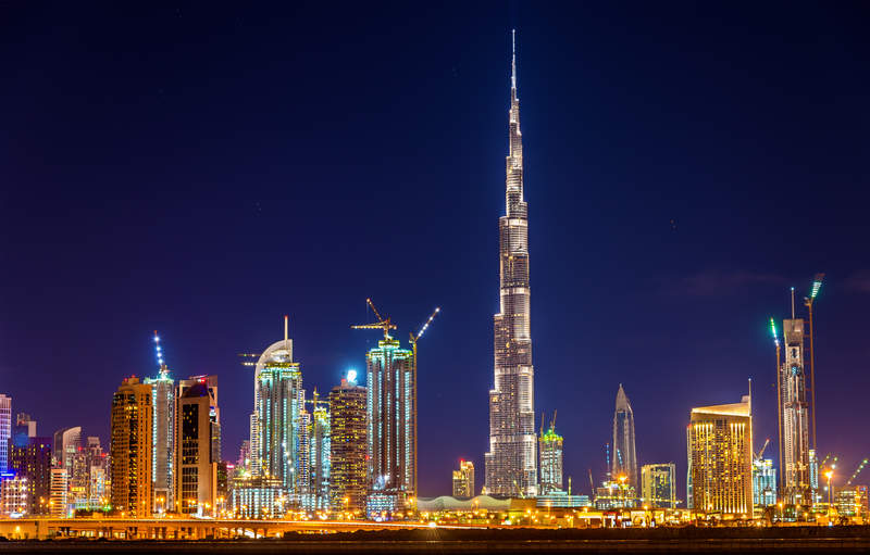 Emirates Airline Offers Free Dubai Hotel Stay for Connecting
