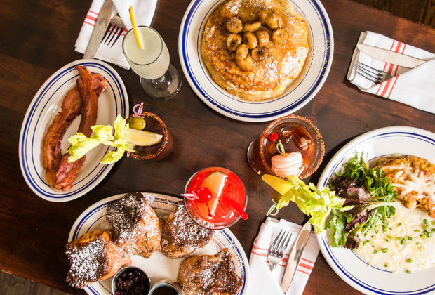 Where to Boozy Brunch in Brooklyn