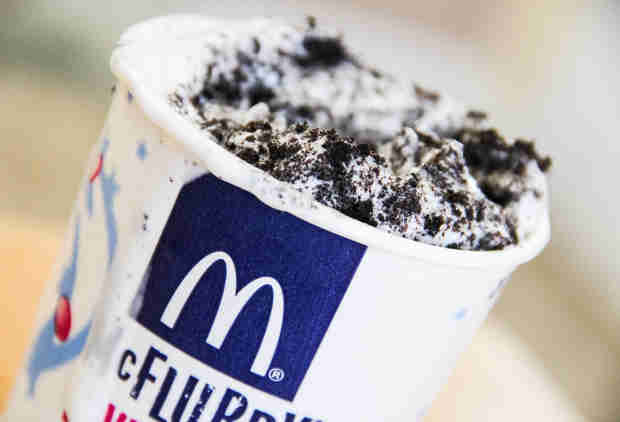 We Finally Know Why McDonald's McFlurry Machines Are Always Broken