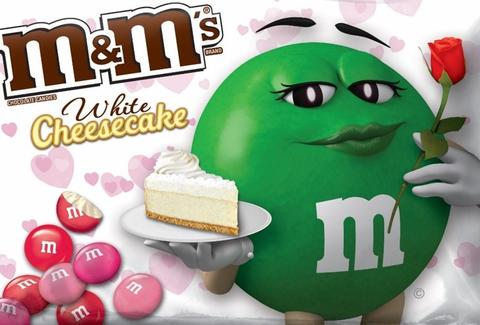 Cheesecake MMs Arrive At Walmart For Valentines Day