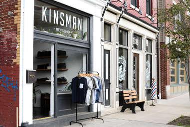Kinsman Shop