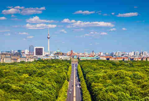 Berlin hookup