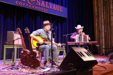 Freight & Salvage Coffeehouse