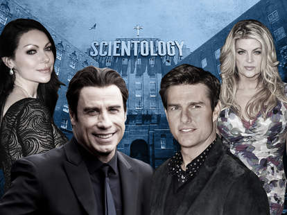 crazy things scientology has made celebs do