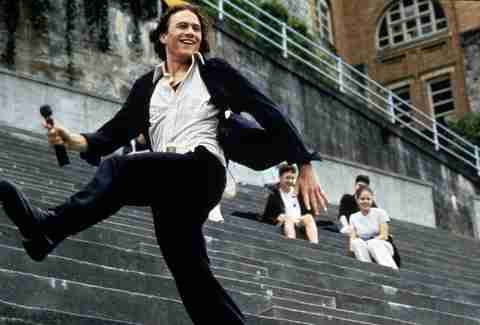 best teen movies on netflix 10 things i hate about you heath ledger