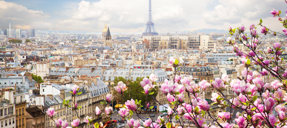 The 18 Most Romantic Date Spots in Paris