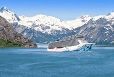 This Insane New Cruise Ship Will Hit Alaska and Florida Next Year