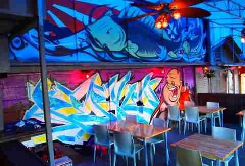 Octopus Bar Atlanta