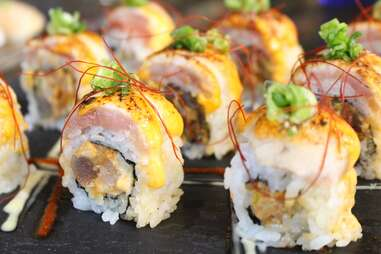 the one sushi +