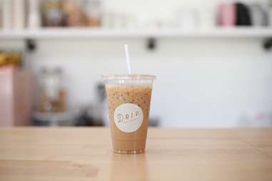 Drip Affogato Bar vietnamese coffee
