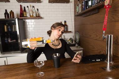 Bullshit bartender