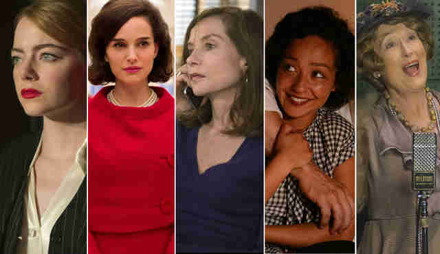 best actress oscar nominees 2017 predictions