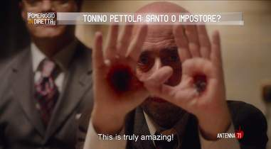 Young Pope Episode 4 Stigmata