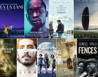 best picture 2017 oscar nominee predictions