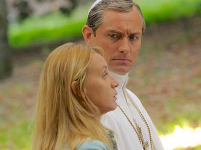 Young Pope HBO Jude Law