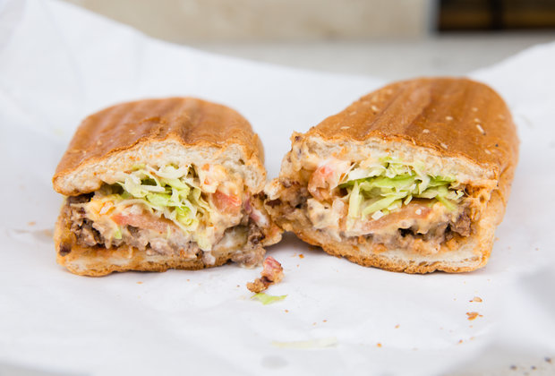 The Best Thing We Ate for Under $10 This Week: $4.50 Chopped Cheese From Hajji's