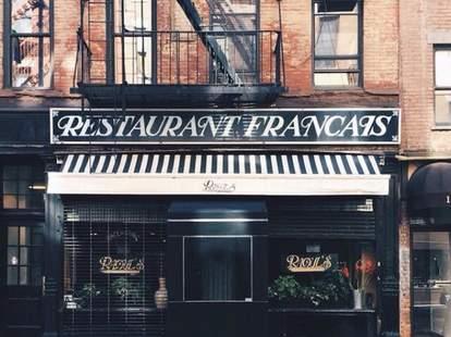 Raoul's New York