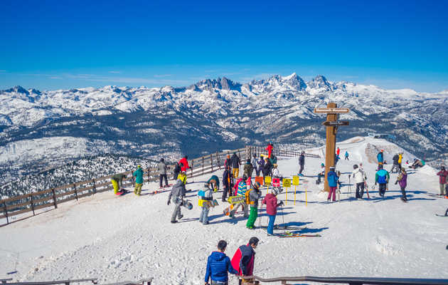 Your Comprehensive On-A-Budget Guide to Mammoth