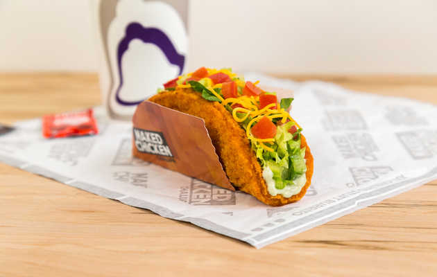 Taste Test: We Ate Taco Bell's Naked Chicken Chalupa