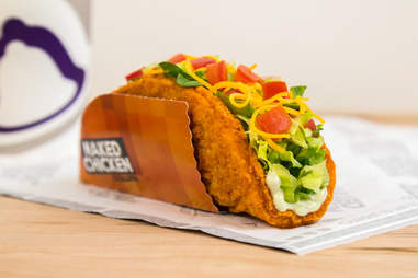 Naked Chicken Chalupa Taste Test