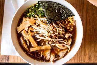 shoyu ramen from daikaya