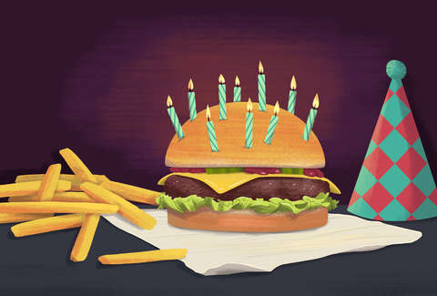 Free Birthday Restaurants ~ Birthday freebies where to get free food birthday discounts