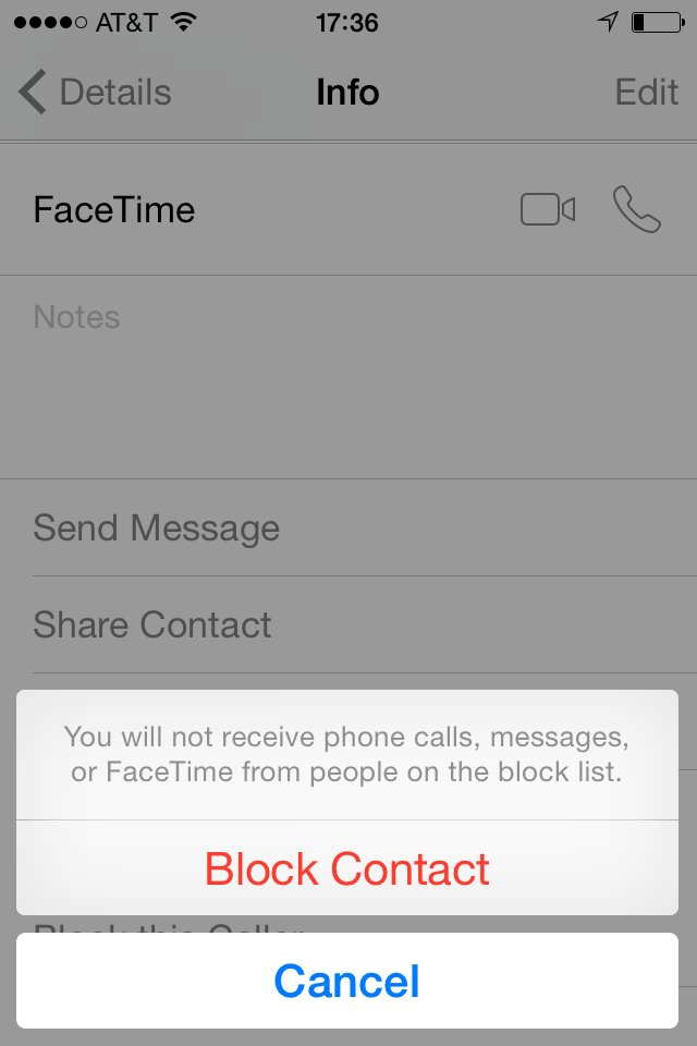 Here's How to Block Someone From Texting or Calling You on