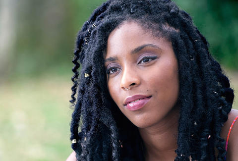 jessica williams in incredible jessica james sundance 2017